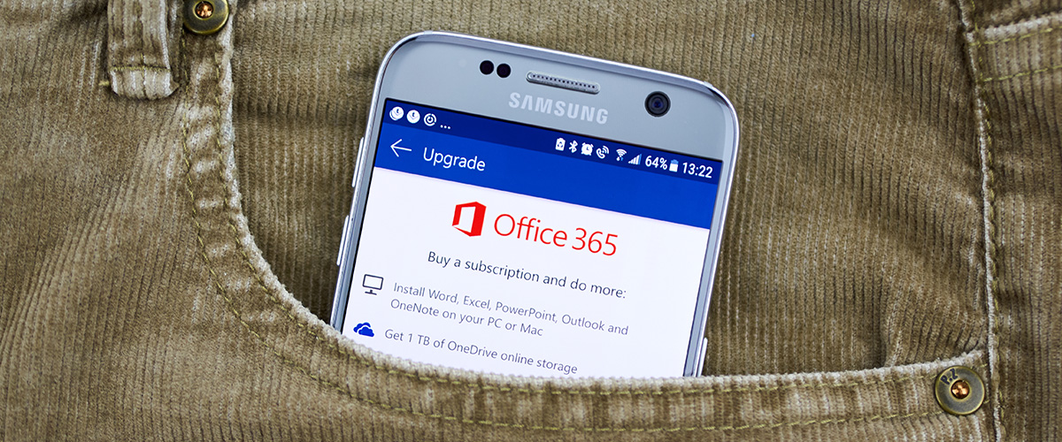 Office 365 on Mobile