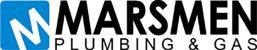 Marsmen Plumbing & Gas Logo